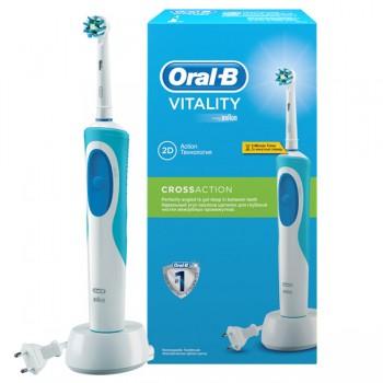 Электрическая зубная щетка Braun Oral-B Vitality Cross Action (D12.513)