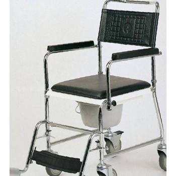 Кресло-туалет на колесах HCDA